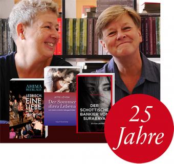 Dagmar Schadenberg und Andrea Krug und ihre neuesten Bücher