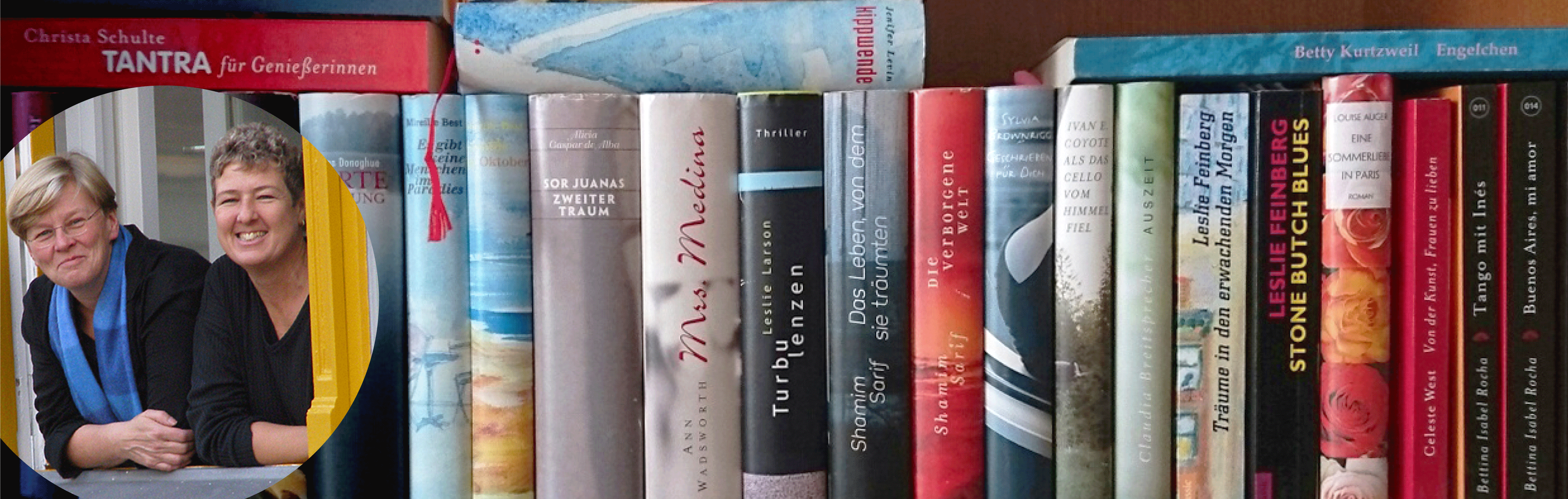Verlag Krug & Schadenberg - die beiden Verlegerinnen Andrea Krug und Dagmar Schadenberg wünschen - kommen Sie gut an, in der ach so schönen kuschligen Weihnachtszeit