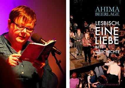 Ahima Beerlage liest aus ihrem Buch »Lesbisch - Eine Liebe mit Geschichte«