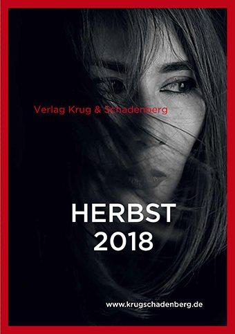 Vorschau Herbst 2018 Cover