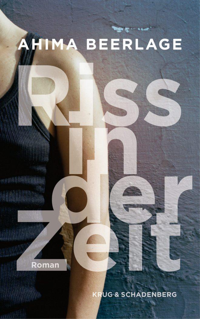 """Cover von """"Riss in der Zeit"""" - ein Roman von Ahima Beerlage"""