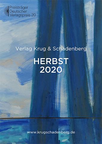 Verlag Krug & Schadenberg Vorschau Herbst 2020