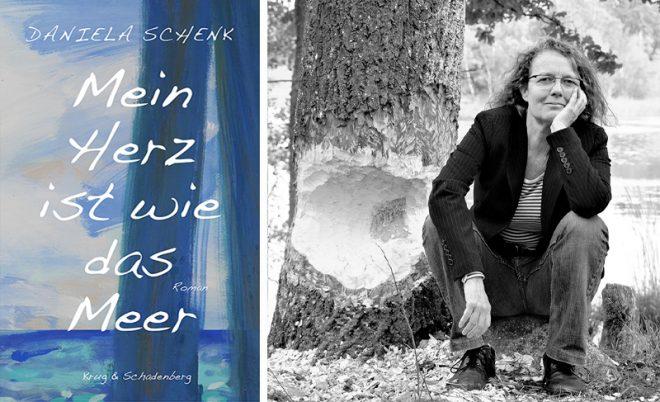 Daniela Schenk und ihr Roman »Mein Herz ist wie das Meer«